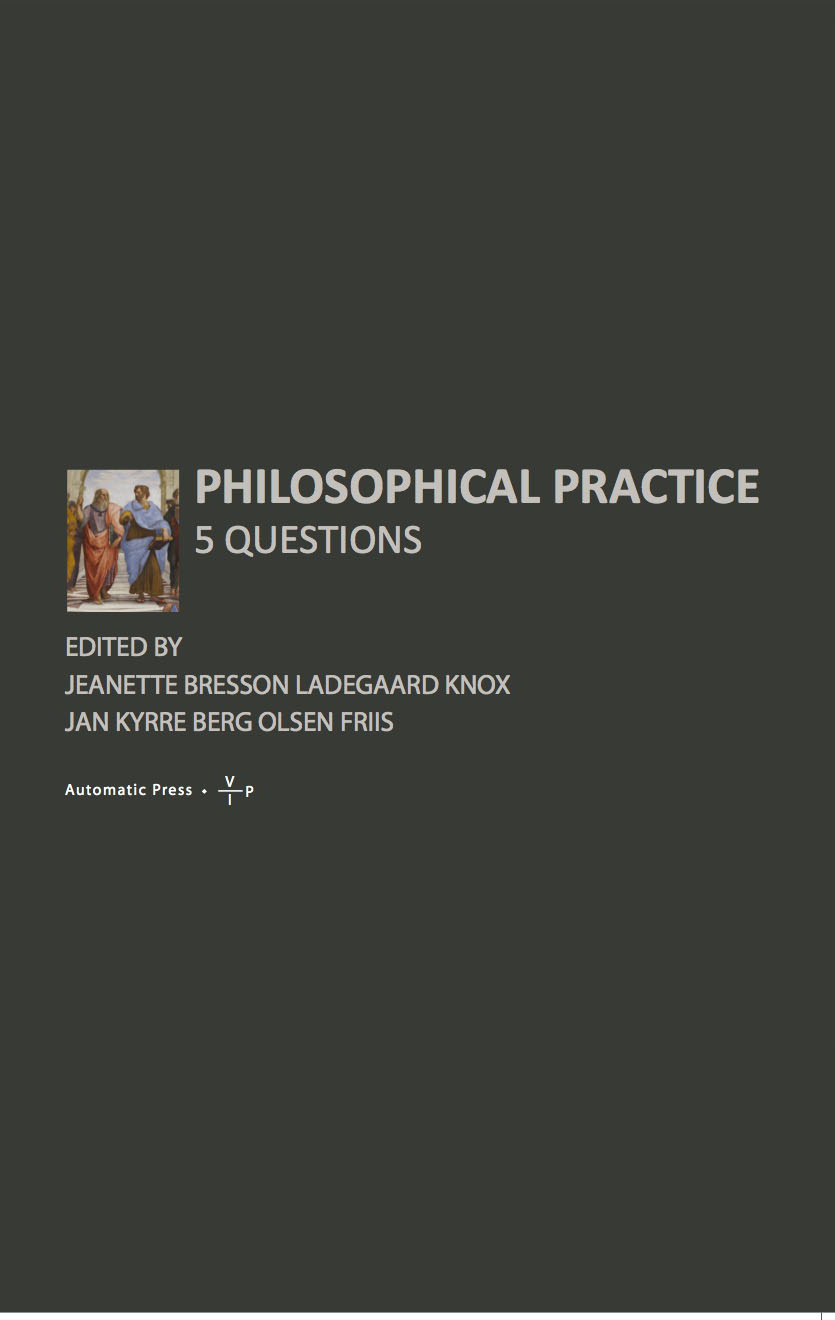 Philosophical Practice: 5 Questions Cover